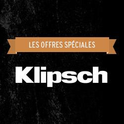 Offres spéciales Klipsch