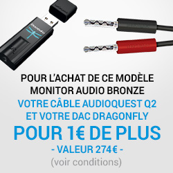 Offre Monitor Audio