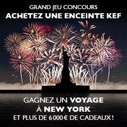 Passez le Nouvel An à New York avec KEF