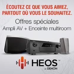 Denon Heos : offres spéciales