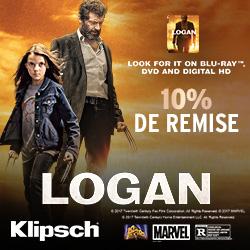 Offre spéciale Klipsch / Logan
