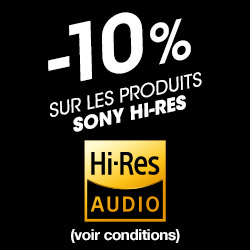 Promotion sony hi-res