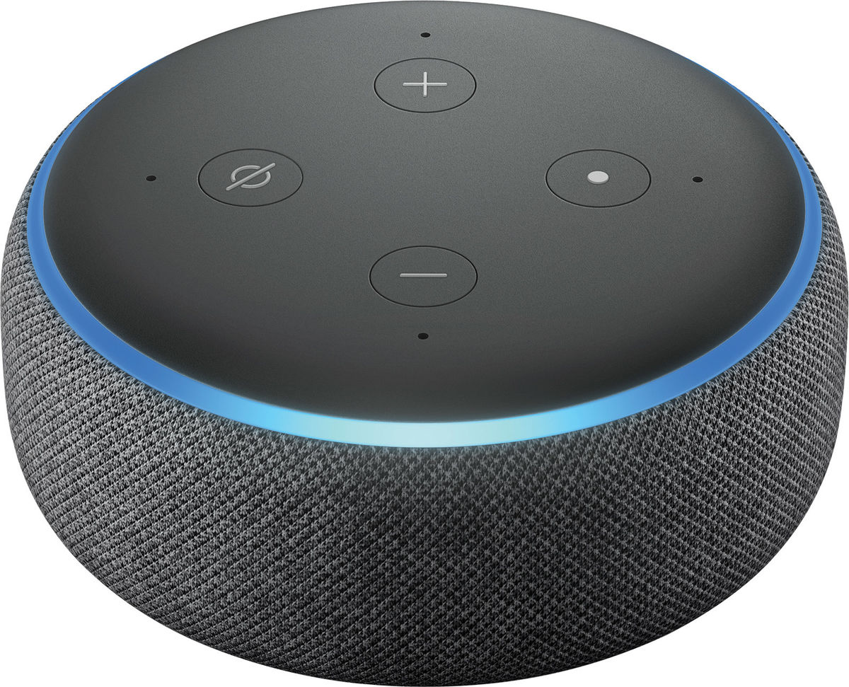 Photo de amazon-echo-echo-dot-3eme-generation