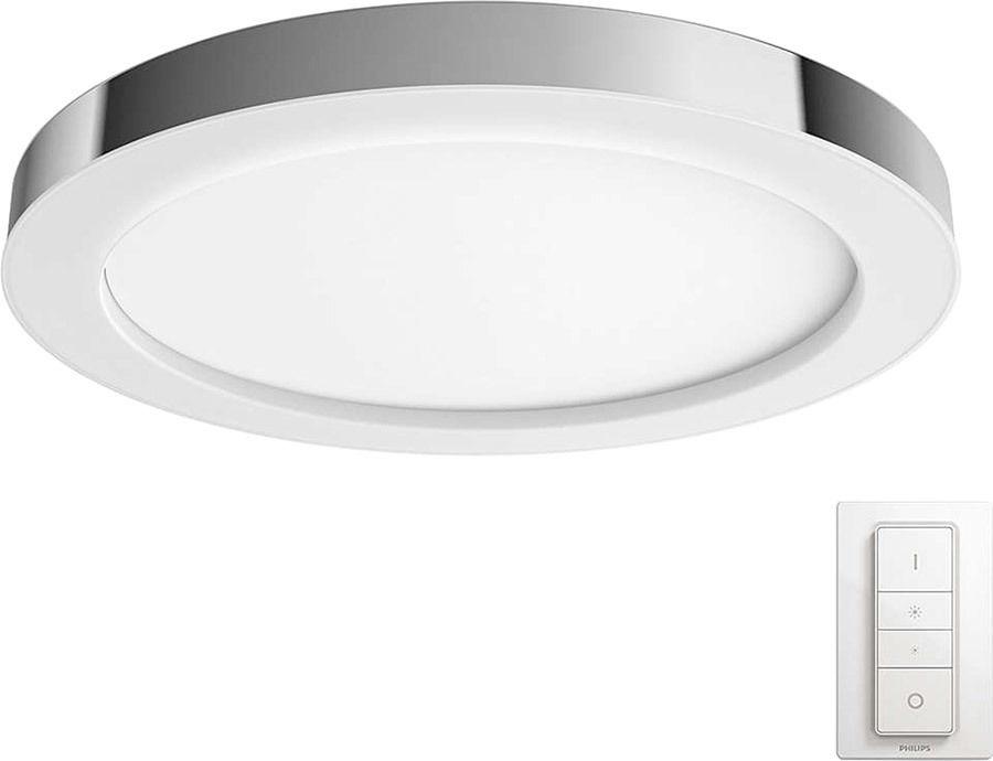 Éclairage connecté Philips Hue White Ambiance Adore Plafonnier