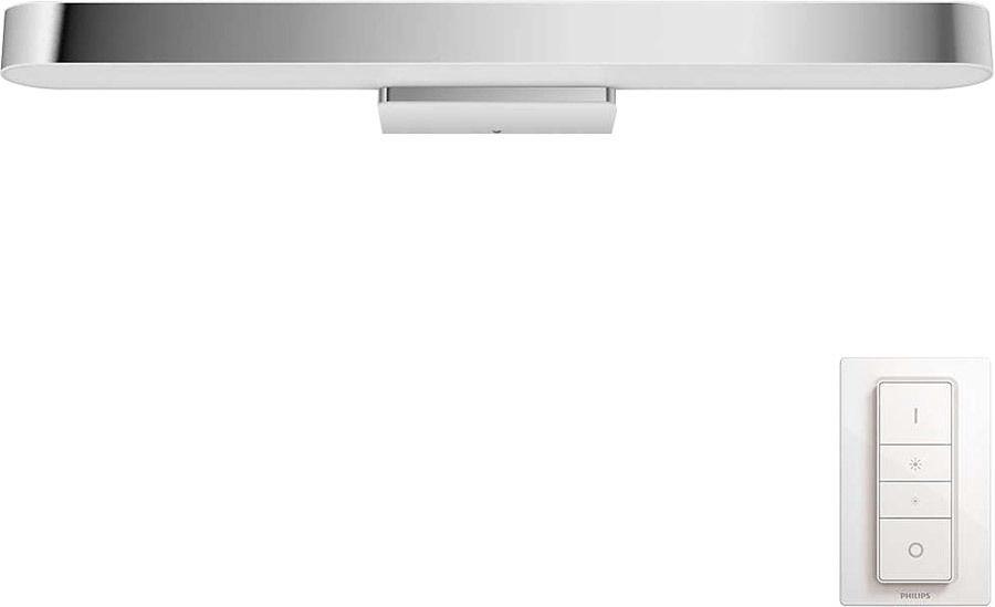 Éclairage connecté Philips Hue White Ambiance Adore Applique
