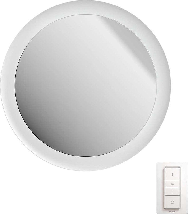Éclairage connecté Philips Hue White Ambiance Adore Miroir