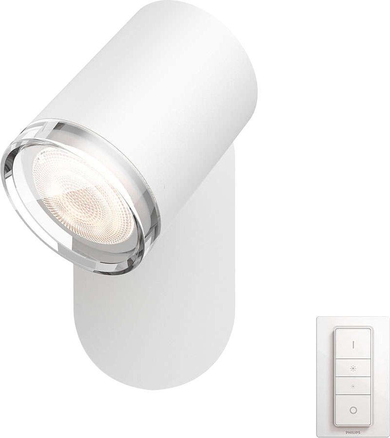 Éclairage connecté Philips Hue White Ambiance Adore Spot