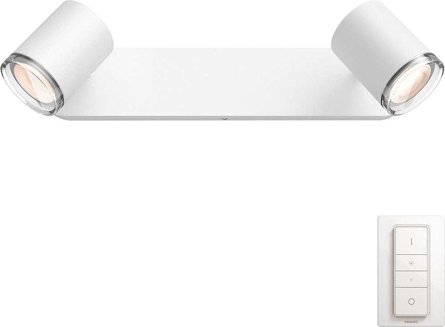 Éclairage connecté Philips Hue White Ambiance Adore Spot 2