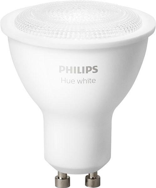 Éclairage connecté Philips Hue White GU10