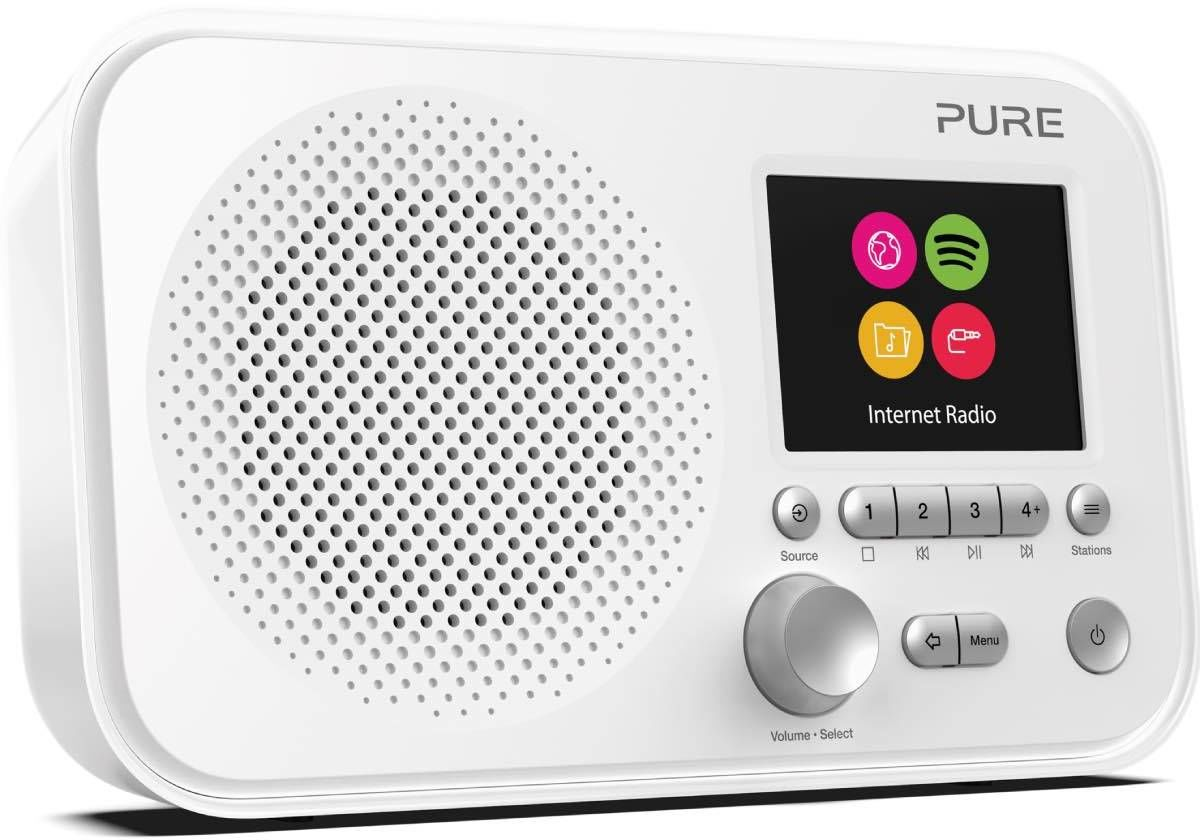 Radios Internet Pure Elan IR3 Blanc