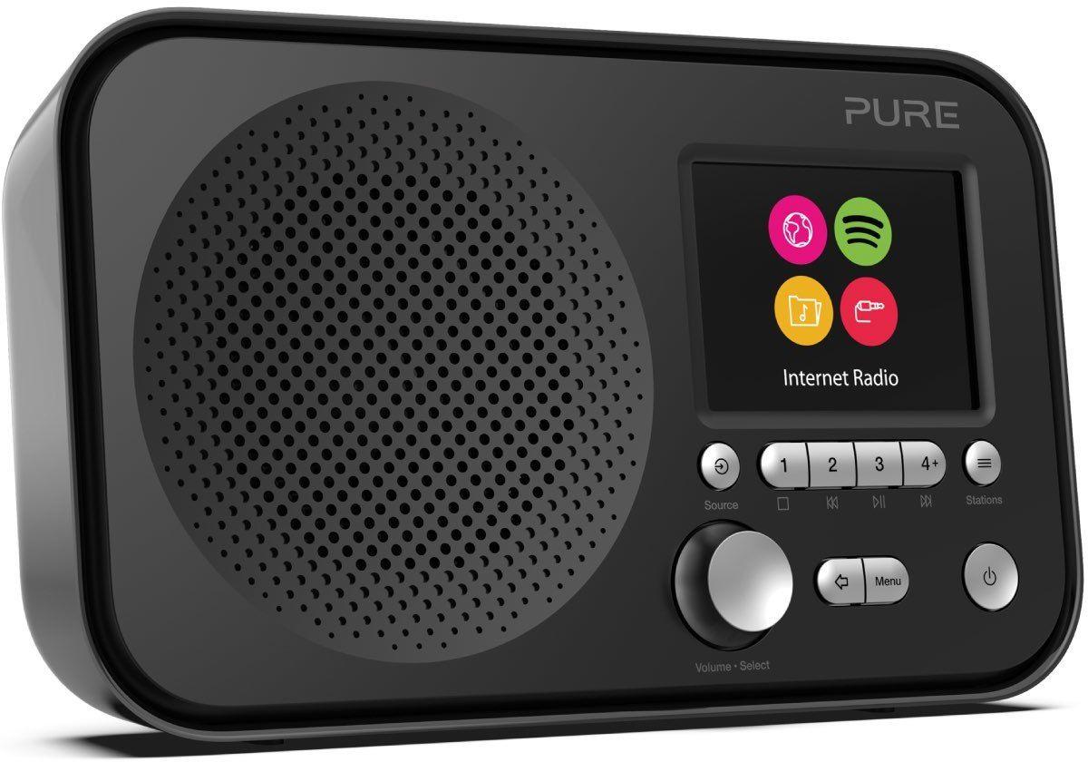 Radios Internet Pure Elan IR3 Noir