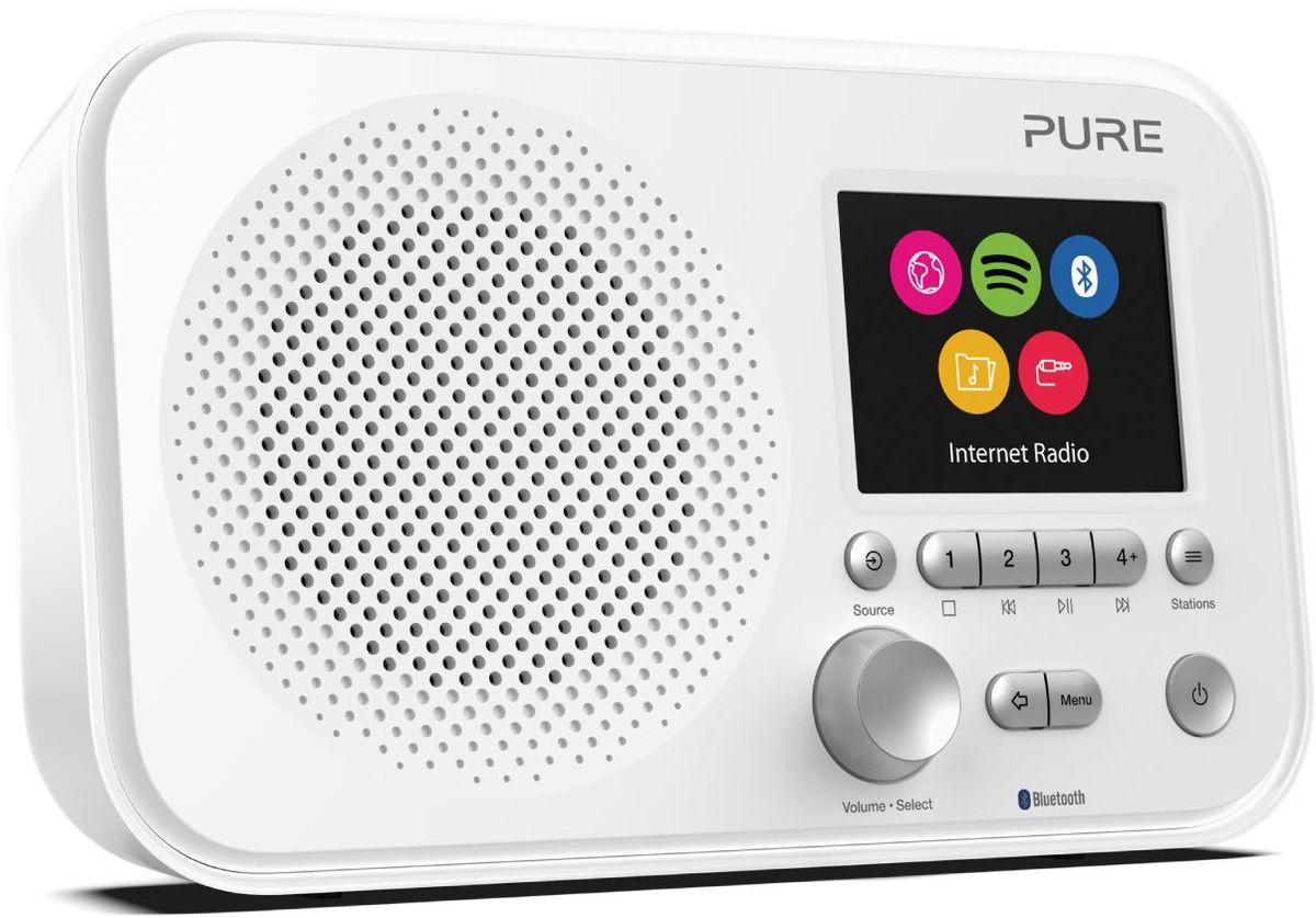 Radios Internet Pure Elan IR5 Blanc