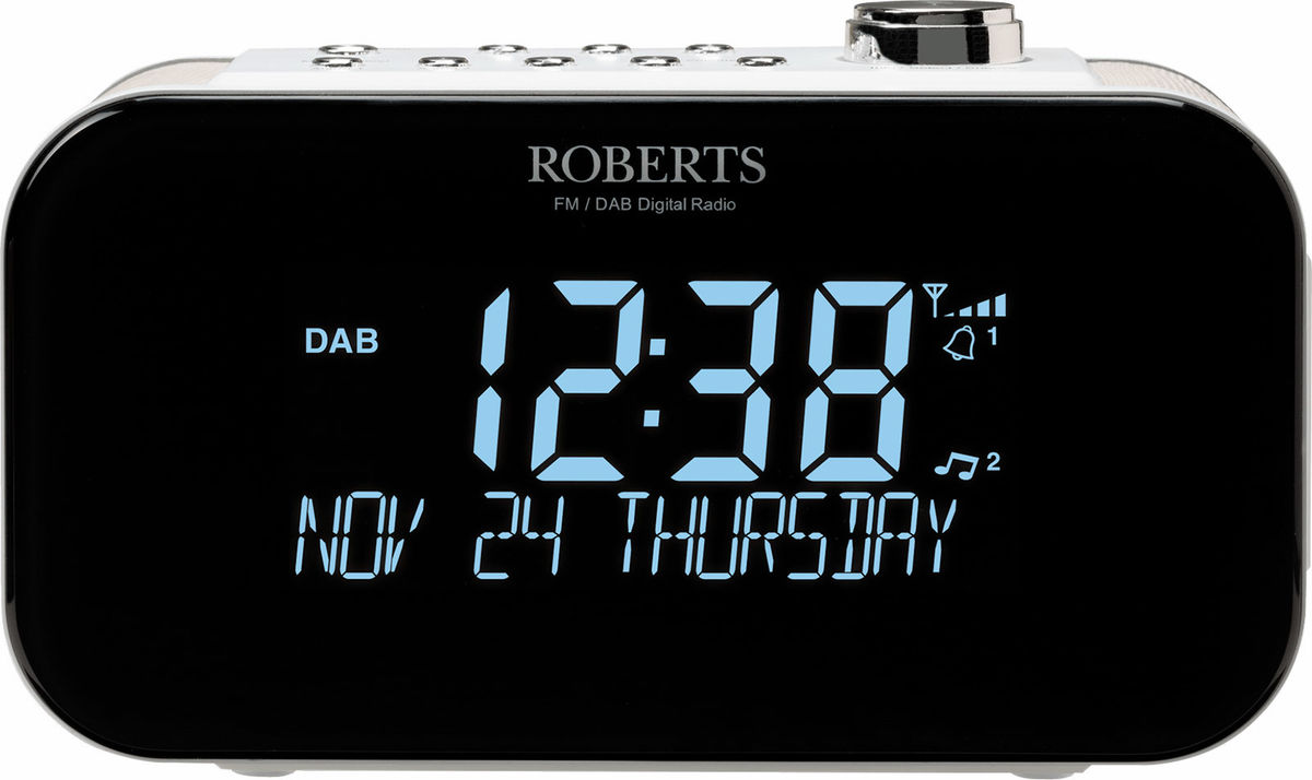 Radios Internet Roberts Ortus 3 Blanc