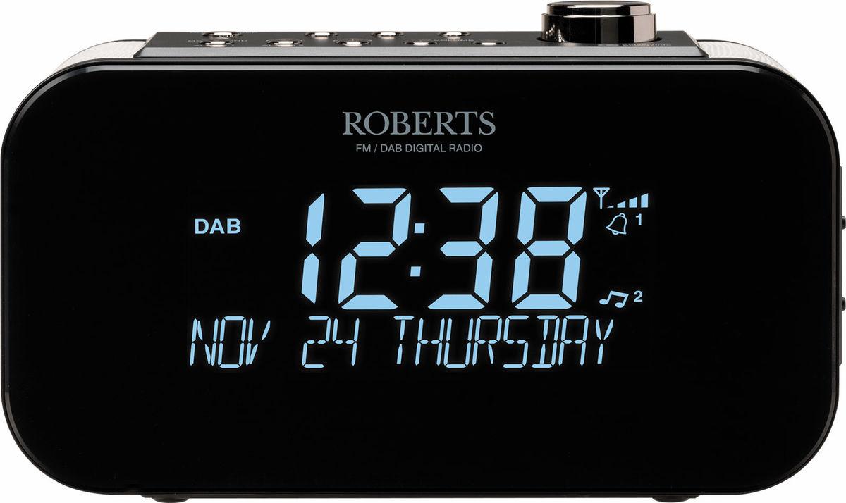 Radios Internet Roberts Ortus 3 Noir