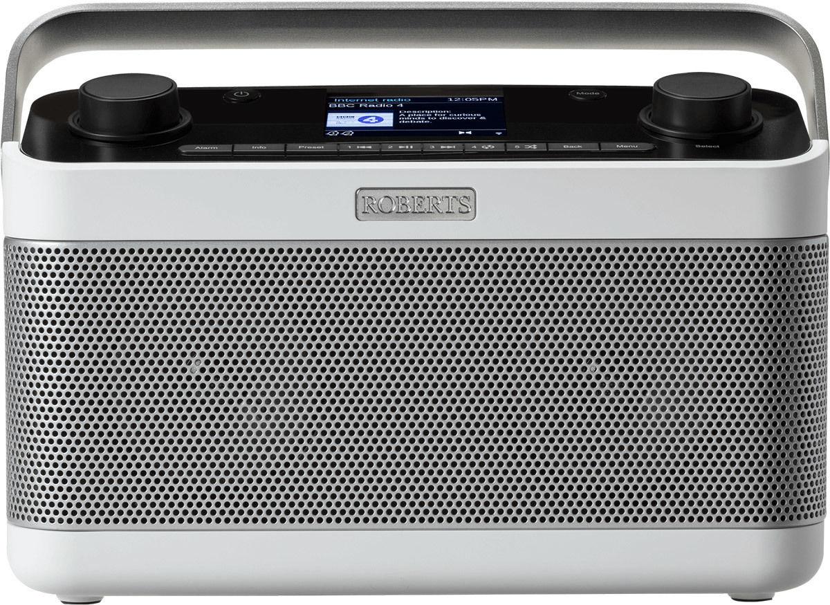 Radios Internet Roberts Stream 218 Blanc