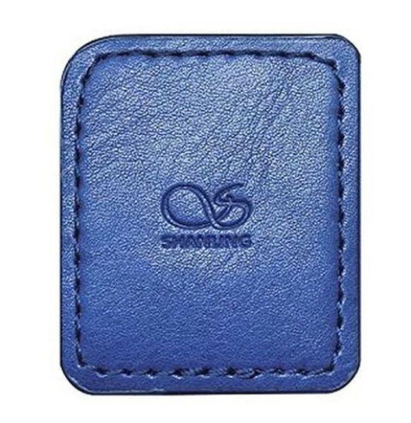 Étuis et protections Shanling Housse de protection simili cuir Bleu pour Shanling M0