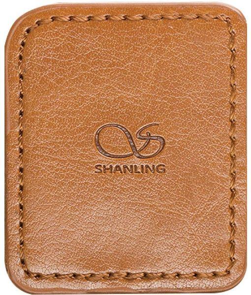 Étuis et protections Shanling Housse de protection simili cuir Marron pour Shanling M0