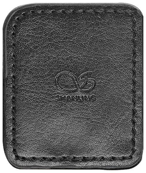 Étuis et protections Shanling Housse de protection simili cuir Noir pour Shanling M0