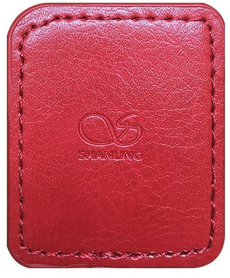 Étuis et protections Shanling Housse de protection simili cuir Rouge pour Shanling M0