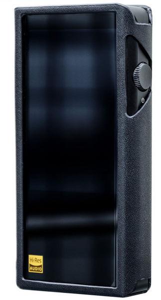 Étuis et protections Shanling Housse de protection simili cuir Noir pour Shanling M5s