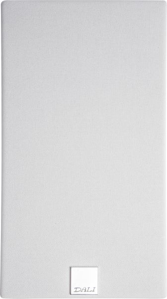Grille blanche pour Dali Zensor 1 Vue principale