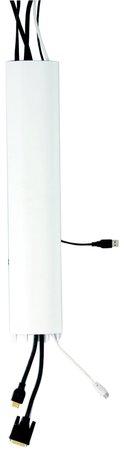 Slim Goulotte passe-câbles 1100 mm