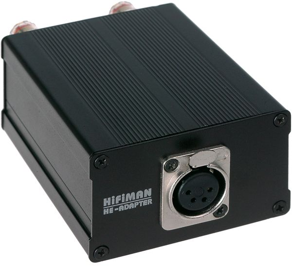 HiFiMAN HE-Adapter Vue principale