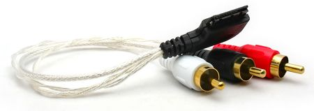 S/PDIF Input/RCA Line out Cable