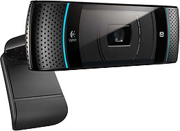 Logitech TV Cam for Skype Vue principale