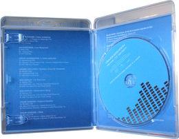 Blu-ray Démo Pure Audio Vue intérieure