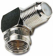 SVD Pro Adaptateur câble coudé M/F Vue principale