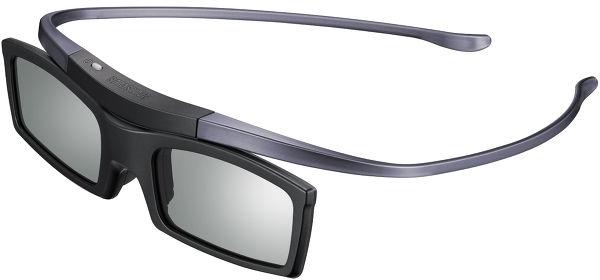 Samsung UE65HU7500 - Deux paires de lunettes 3D fournies