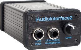 S6D iAudiointerface2 Vue principale
