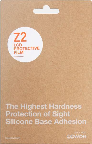 Cowon Film de protection LCD Z2 Vue principale