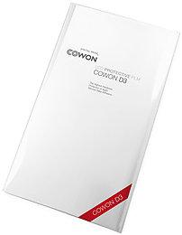 Cowon LCD Plenue D3 Vue principale