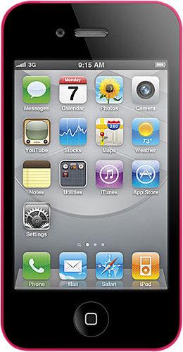 SwitchEasy Nude iPhone 4 Vue principale