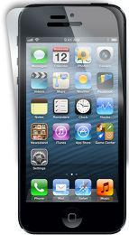 Trü Film anti-reflets iPhone 5 Vue principale