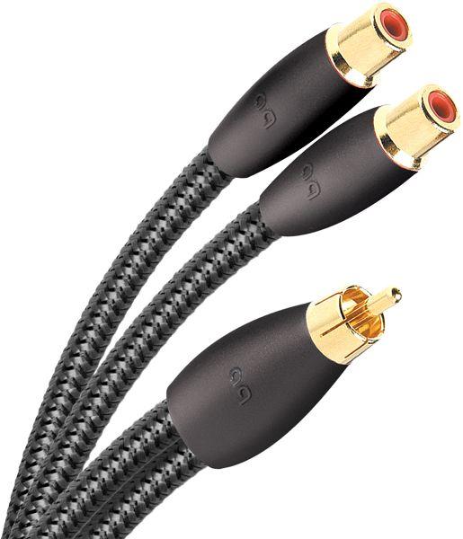 Audioquest FLX-X Splitter mâle/femelle Vue principale