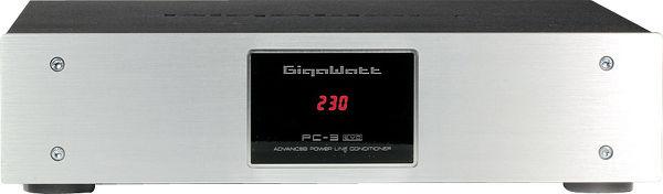 GigaWatt PC-3 EVO + LC-3 MK2 Vue principale