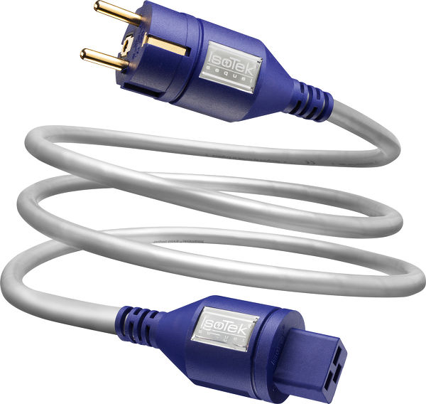 Isotek Sequel IEC C19 Vue principale