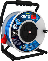 Kerg 3G 1,5 HO7BQ-F enrouleur