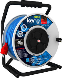 Kerg 3G 1,5 HO7BQ-F enrouleur Vue principale
