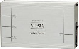 Musical Fidelity V-PSU II Vue 3/4 droite
