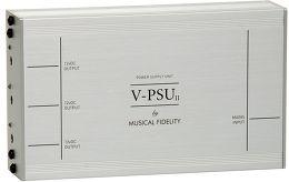 Musical Fidelity V-PSU II Vue 3/4 gauche