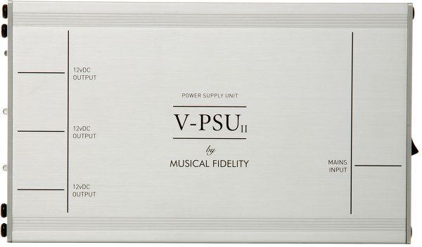 Musical Fidelity V-PSU II Vue principale