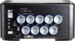 PS Audio Power Plant P10 Vue arrière