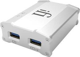 iFi Audio Nano iUSB 3.0 Vue 3/4 gauche