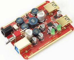 iFi Audio Nano iUSB 3.0 Vue intérieure