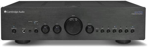 Cambridge Audio 650A Vue principale