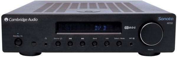 Cambridge Audio AR30 Vue principale